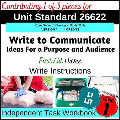 US26622 Writing - Instructions (for CPR)