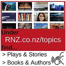 Radio New Zealand.  NZ literature