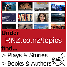Radio New Zealand.  NZ literature