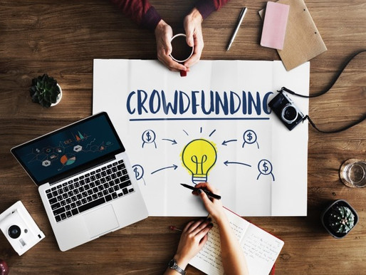 Tips from the Top – Jaime Ramos, Founder and Chairman shares on crowdfunding