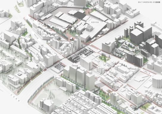 建國啤酒廠周邊人本環境都市設計