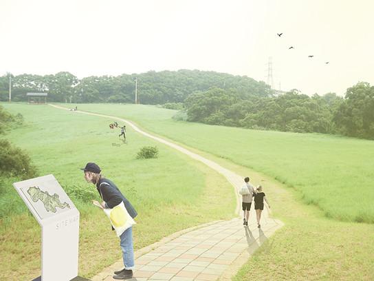 青青草原景觀規劃