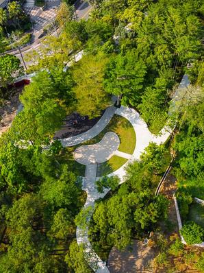 [發表] 「新竹明湖公園」完工消息