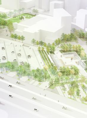[發表] 「文化綠廊環境景觀縫合 串聯新竹之森」