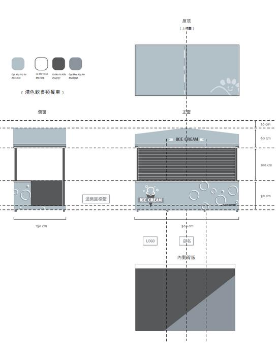 兒童新樂園附業遊樂設施及攤車設計視覺統合規範