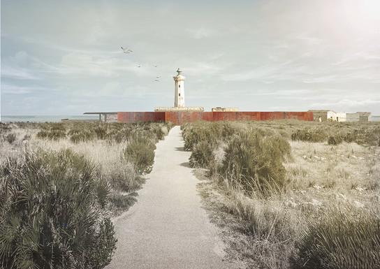 燈塔與海的旅館