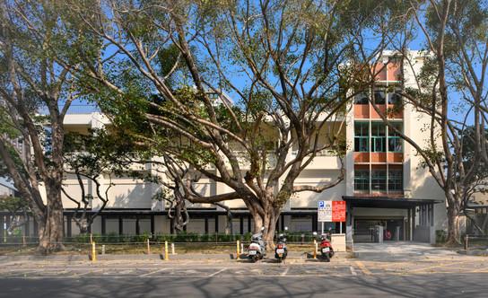 新竹長青學院周邊改善工程