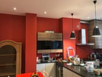 DME batiment renovation complète cuisine Ainay