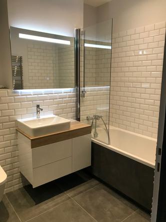 Rénovation complète d'un appartement de 150m2