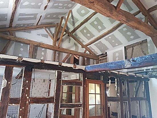 Rénovation complète DME batiment : entreprise rénovation maison LYON