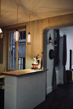 Rénovation de bureaux dans le deuxieme arrondissement de lyon. Une belle agence communication dans le quatier de cordeliers