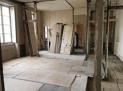 Rénovation Lyon : Entreprise générale du bâtiment, DME à rénover un appartement de 72m2