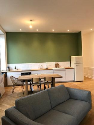 Rénovation d'un appartement dans le 1er arrondissement de Lyon