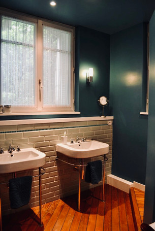 Rénovation salle de bains dans le 6ème