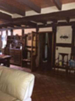 Avant rénovation DME batiment : rénovation maison LYON