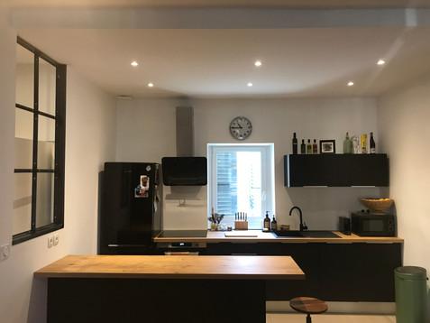 Rénovation d'un appartement à Tassin, DME batiment entreprise générale de rénovation à Lyon