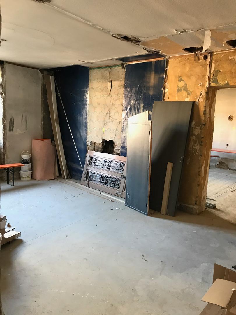 Ancien salon