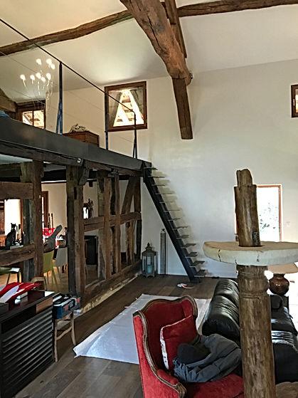 Entreprise générale du batiment DME rénovation maison