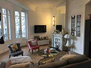 Rénovation complète appartement Lyon 6
