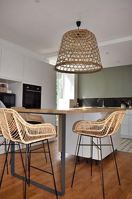 Rénovation complète d'une maison à Lyon