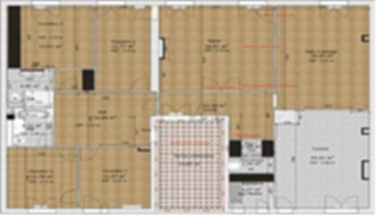 Rénovation Ainay: Plan