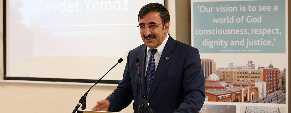 Deputy Prime Minister of Turkey