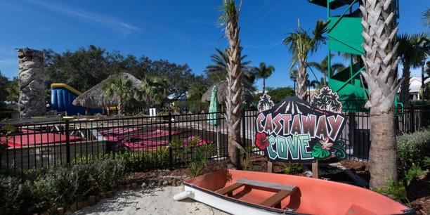 Castaway Cove Adventure Park