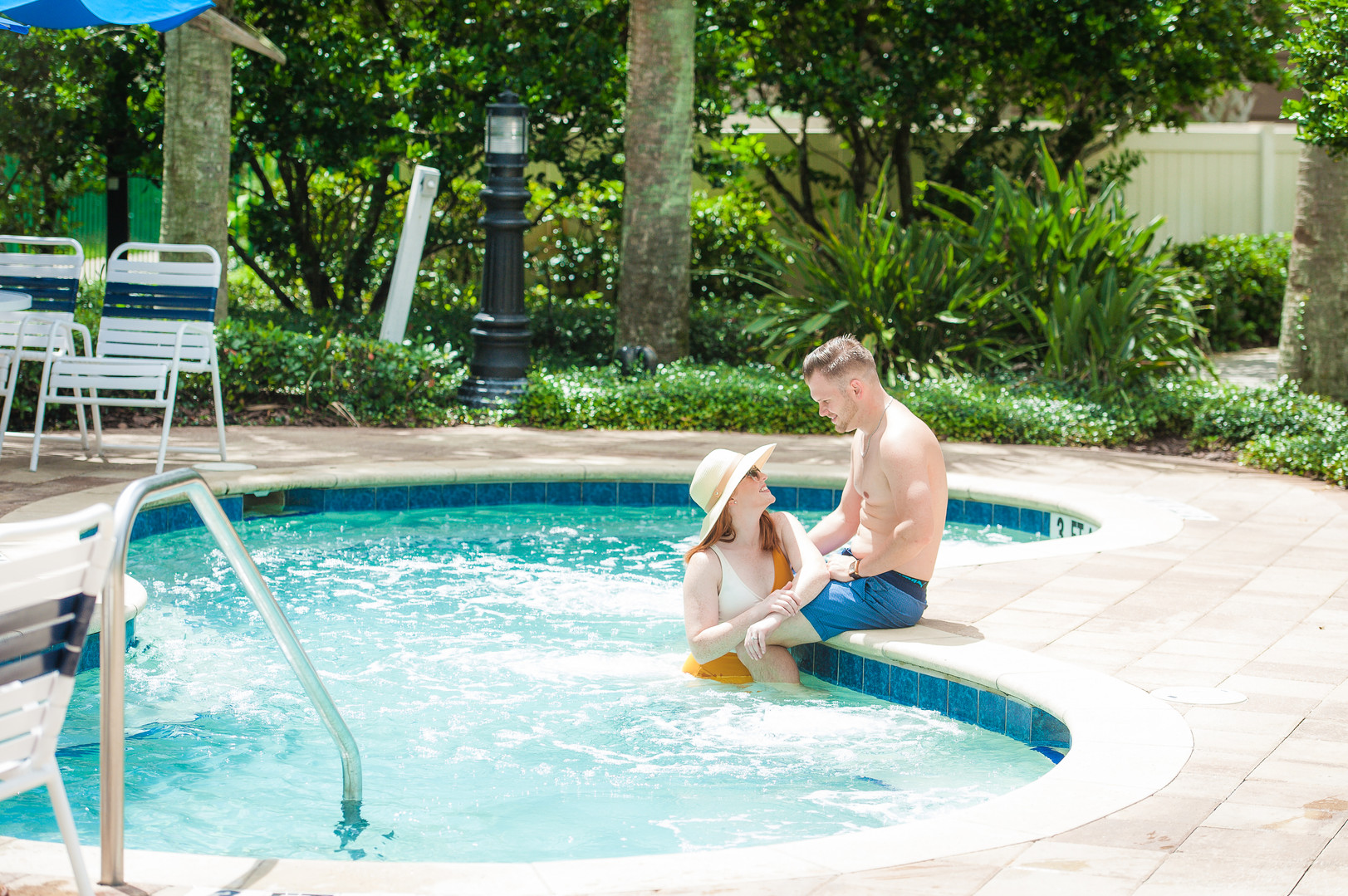 Our Jacuzzi Hot Tub Always Sets The Mood ;)