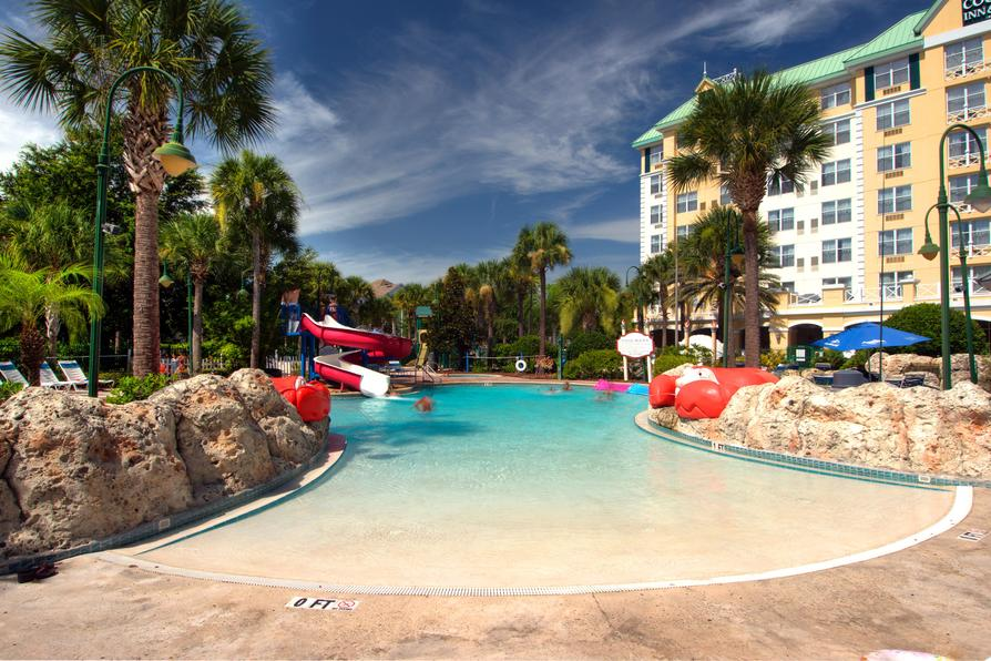 Caribbean Themed Resort in Orlando, FL