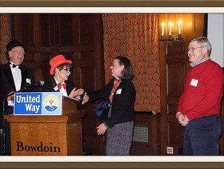 Fogg Art Restoration & Custom Framing, Receives Award FromThe United Way of Midcoast Maine