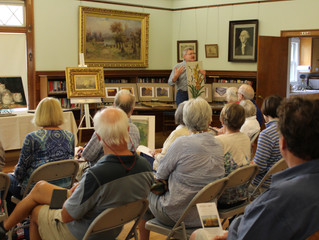 West Falmouth Library Presentation