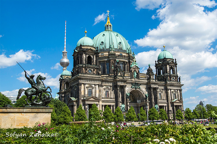 Dom Cathedral Berlin