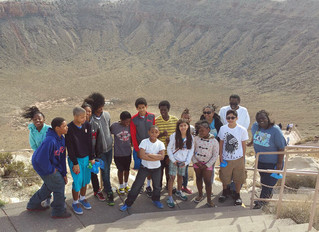 Kansas City students travel to National Society of Black Engineers Robotics Competition in Californi