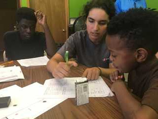 MIT, Harvard students mentor KC middle school students in STEM fields