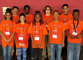 aSV NSBE Jr. Racing Team RoboRacerz Earns Invitation to the National STEM League Finals