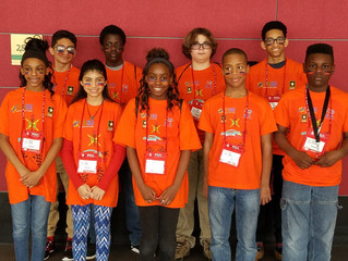 aSV NSBE Jr. Racing Team RoboRacerz Earns Invitation to the National STEM League Finals