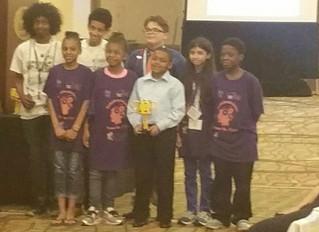 Kansas City students win award at National Society of Black Engineers Robotics Competition in CA  41