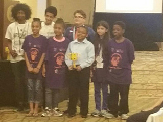 Kansas City students win award at National Society of Black Engineers Robotics Competition in CA  41