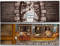 """Recto Verso carte """"Villa Esseling"""""""
