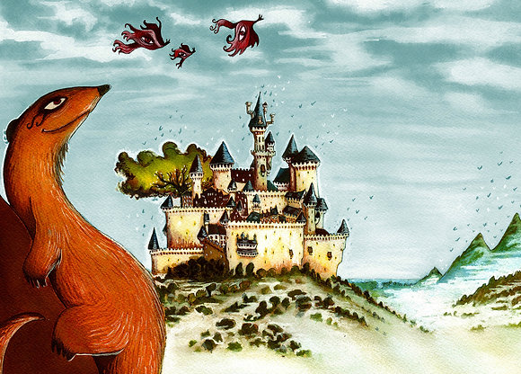 Ma vie de chateau #01