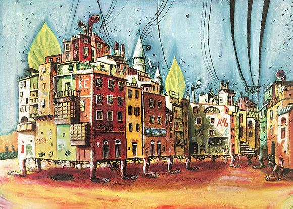 La ville nomade