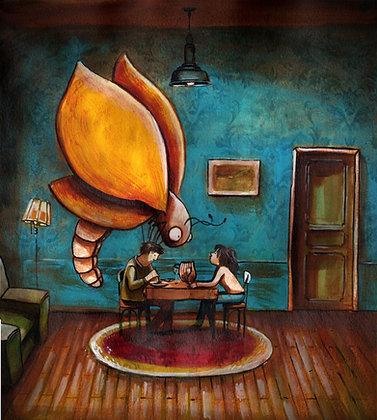 Parasitage- Le dîner
