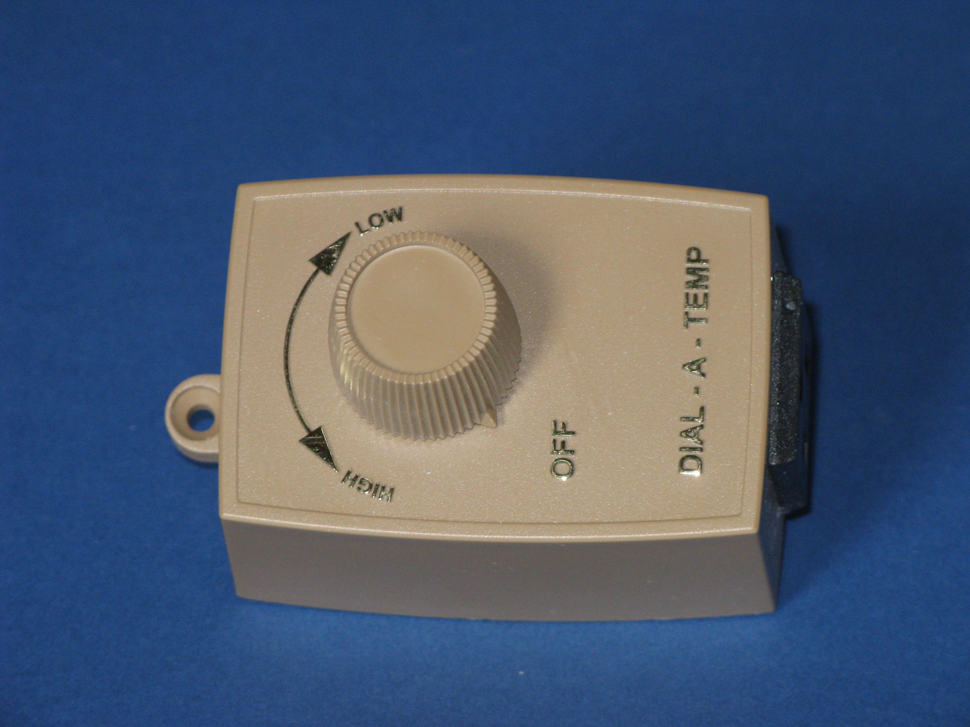 Deluxe Speed Control