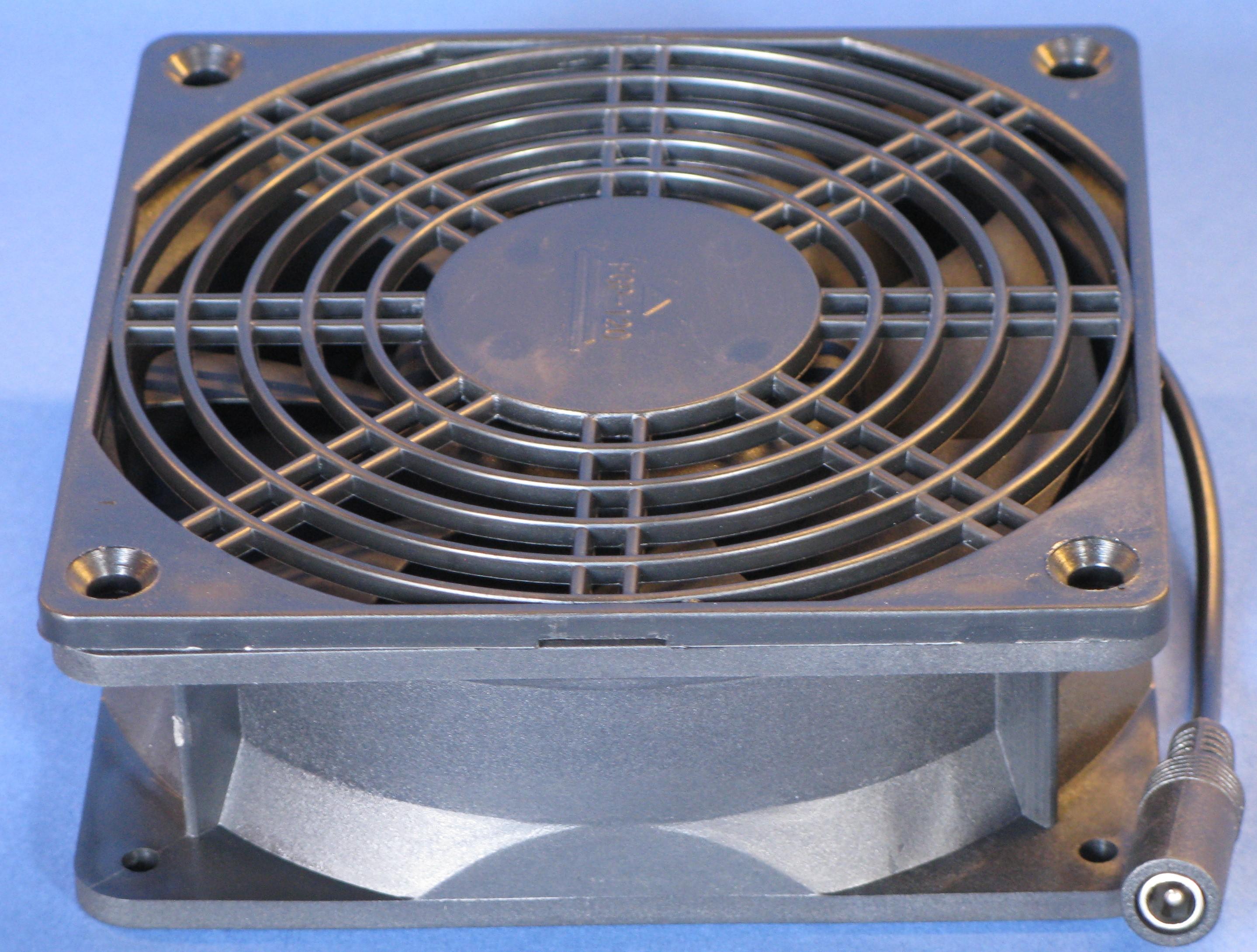 12 Volt Fan & Grill