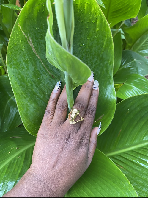 QUEEN OF THE NILE RING(adjustable)