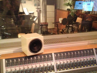 Recording time!