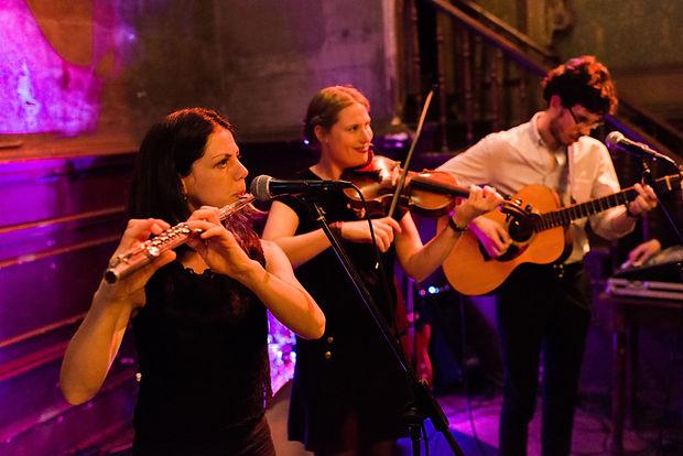 Berlin Folk Band | Ceildh Band