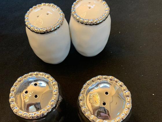 Elegant Salt & Pepper Shakers