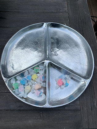 Peace Out Serving Dish