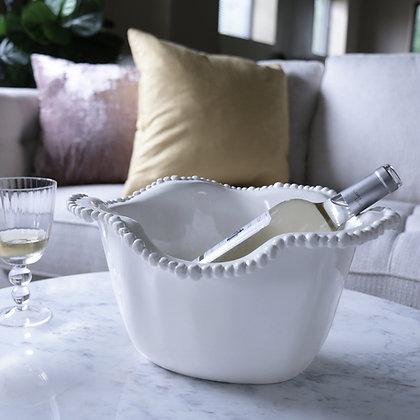 Oversized Melamine Wine Bucket/ Oversized Salad Bowl